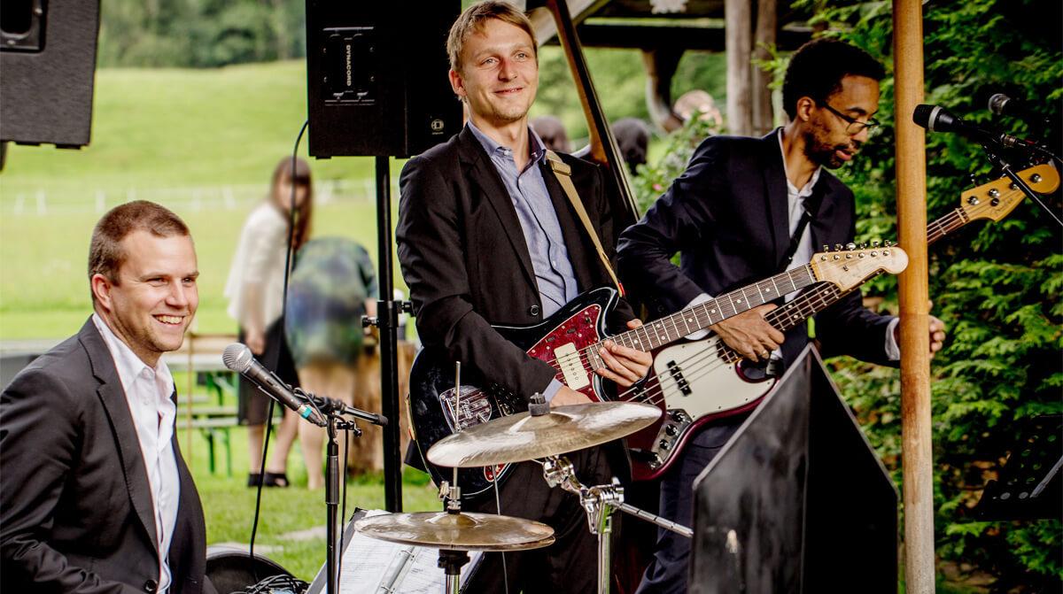 Sweet Sound Selection Hochzeitsband Partyband München Chiemgau Regensburg